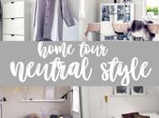 HOME TOUR: neutral style