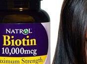 Biotina vitamina para cabello