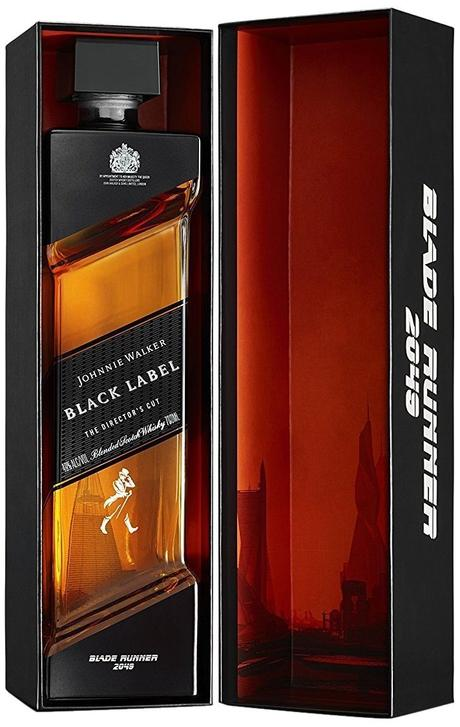 Johnnie Walker Blade Runner Director's Cut Edición Limitada – 700 ml