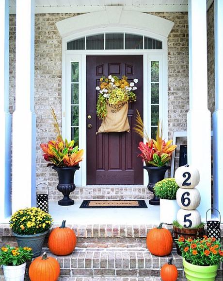 Ideas para decorar tu puerta de halloween paperblog for Ideas para decorar puertas