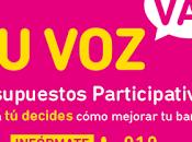 """""""Presupuestos participativos, Valladolid como reto compartido"""""""