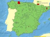 Calidad Aire España 2016: Evaluación cumplimiento Valor Límite Diario PM10