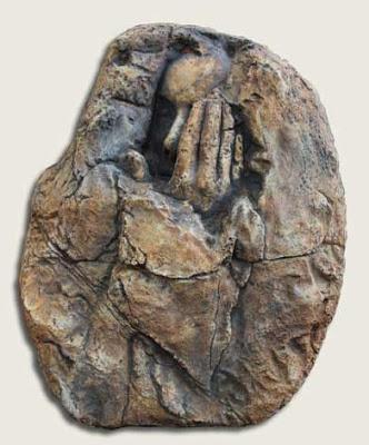 Las esculturas fósiles de Stuart Gold
