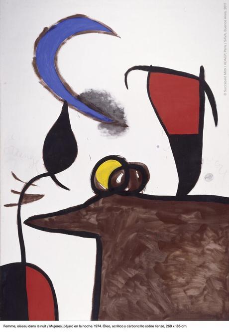 Joan Miró en el Bellas Artes