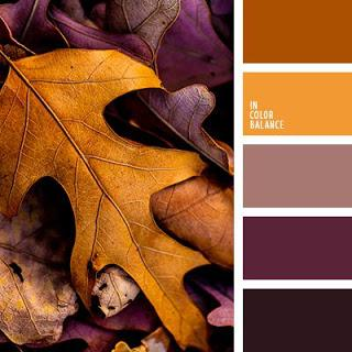 Diariodeco 29: Colores de Otoño