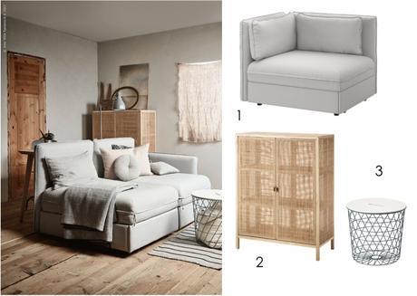Un peque o estudio con ikeahack y muebles de ikea paperblog for Muebles pequenos ikea