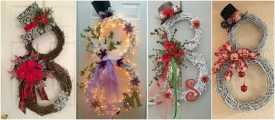 adornos-navideños-para-la-puerta