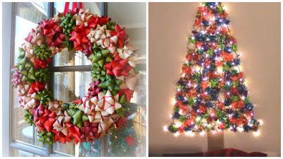 moños-navideños-decorar-navidad