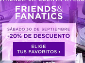 Friends Fanatics Urban Decay