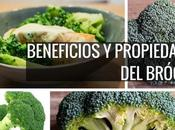 Beneficios propiedades brócoli Esos arbolitos verde...