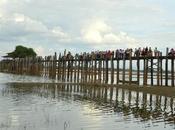 Mandalay, Pagodas, Monasterios Puente Teca