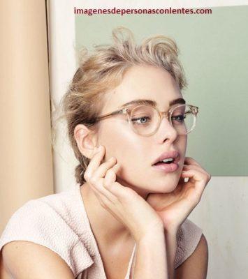 0f805c1035 Modernos tipos de lentes opticos para mujer con cara ovalada - Paperblog