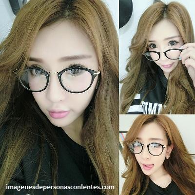 ee583ec42c Modernos tipos de lentes opticos para mujer con cara ovalada - Paperblog