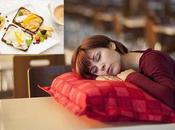 ¿Cansada? Alimentos energía