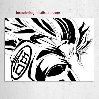 Imprimir 4 Faciles Dibujos De Dragon Ball Super Para Pintar Paperblog