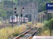 Trenes cercanías Roma