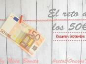 Reto euros Resumen Septiembre