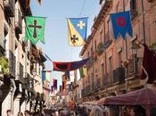 Mercado Cervantino Alcalá Henares, único Europa