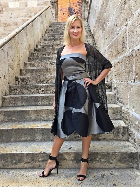 Vestido Cóctel de Pablo Escudero
