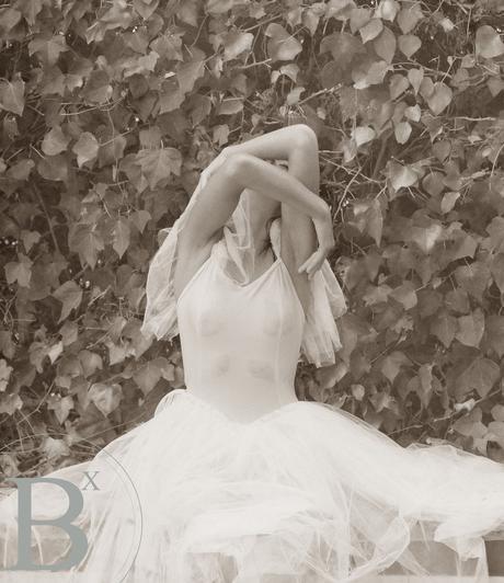 La bailarina Blanca de la Cruz o como reinventarse ante la adversidad.