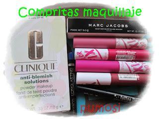 Compritas Maquillaje/Haul