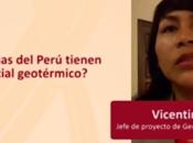 Video: entrevista especialista ingemmet geotermia