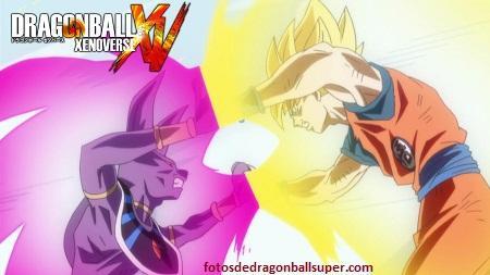 Dibujar A Goku Ssj Dios Rojo Vs Bills Para Colorear O Pintar Paperblog
