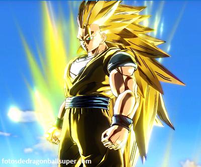 Son Goku Haare