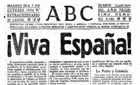 El día en el que Cataluña se convirtió en un Estado independiente durante diez horas