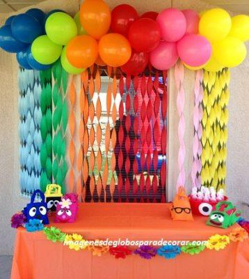 Imagenes de decoraciones de cumplea os infantiles para - Decoracion cumpleanos para ninos ...