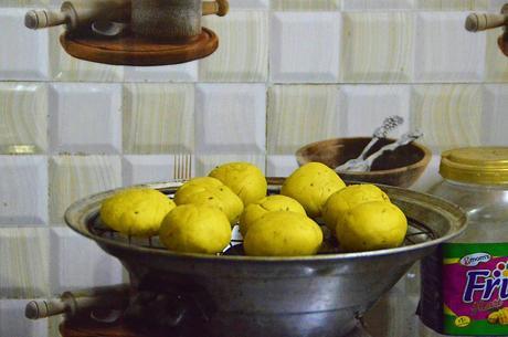 Cocinando por India: Dal Baati – Cooking in India: Dal Baati