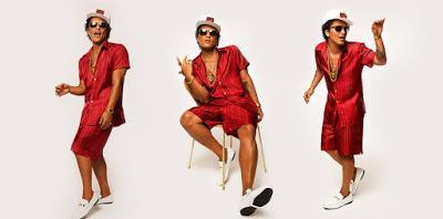 Bruno Mars hoy cumple 32 años