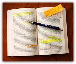 UNA LECTORA PIENSA| Subrayar los libros