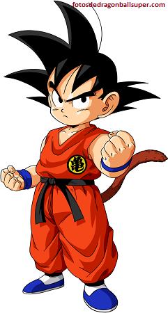 4 Imagenes De Goku Chiquito Para Dibujar A Lapiz Y Colorear Paperblog
