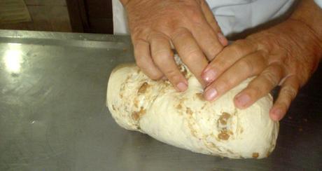 Pan Casero con Chicharrón