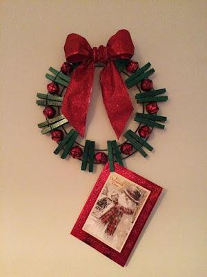 Aprende cómo hacer 8 adornos navideños con pinzas de ropa