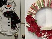 Aprende cómo hacer adornos navideños pinzas ropa
