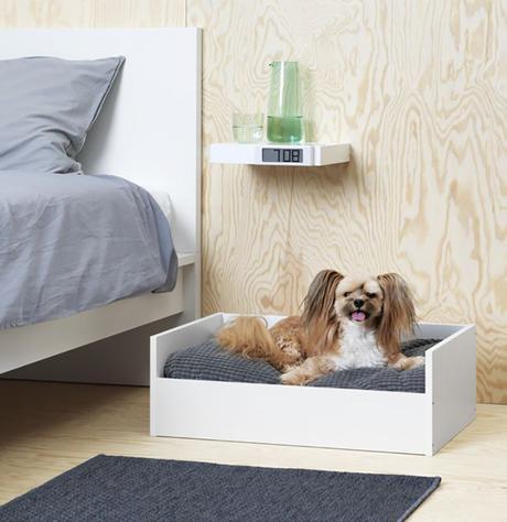 Así es 'LURVIG', la nueva colección de muebles de IKEA para perros y gatos