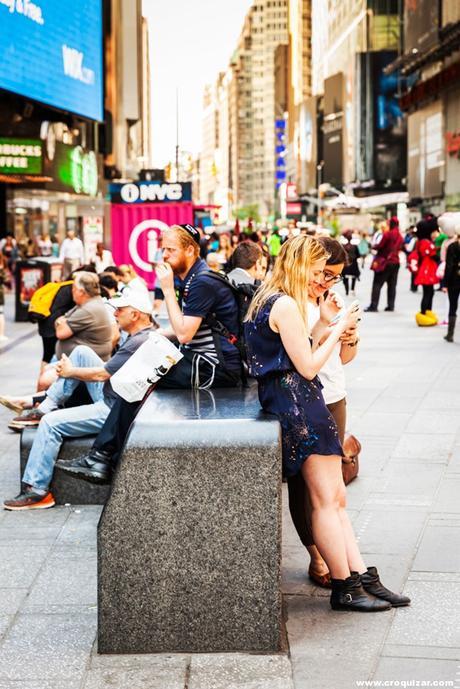 Times Square's Remodelings – Snøhetta