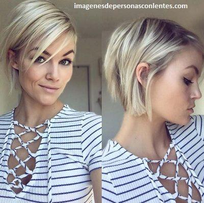cortes de cabello para mujeres de pelo corto modernos - Cortes De Pelo Corto Modernos