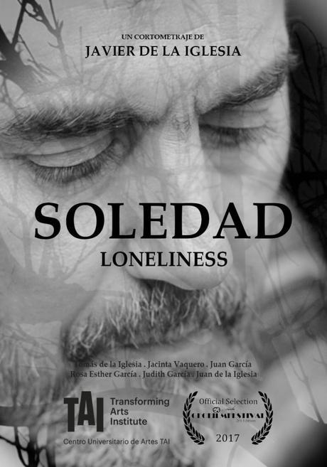 """El corto del alumno de TAI Javier de la Iglesia """"Soledad"""" seleccionado para un festival"""