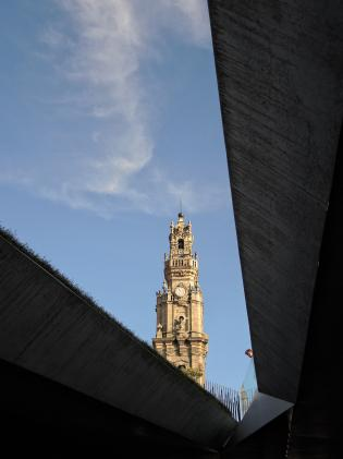 La Torre de los Clérigos, en Oporto