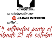 Sorteo para Japan Weekend Bilbao""