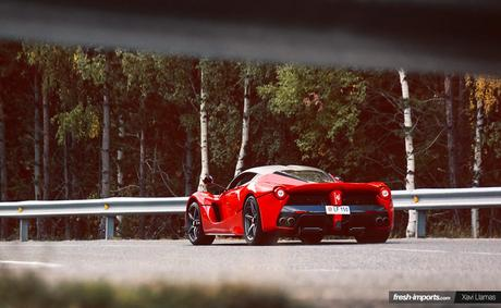10º encuentro Ferrari y Porsche en Andorra. Supercoches hasta decir basta.
