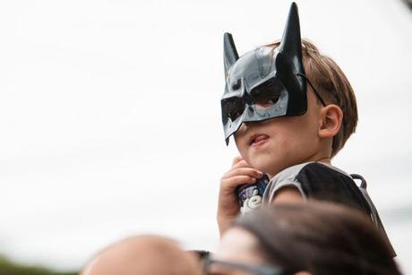 El efecto Batman: los niños que pretenden ser un superhéroe se concentran más