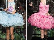 bailarinas rockeras Moshino Milan Fashion week