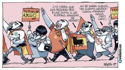 El 'A por ellos' se acentúa en Cataluña