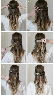 Peinados Faciles Y Sencillos Paso A Paso Paperblog