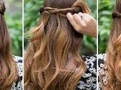Peinados fáciles sencillos paso