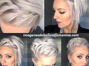 imagenes modelos peinados para cabello corto sencillos